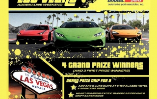 Las Vegas Adrenaline Weekend