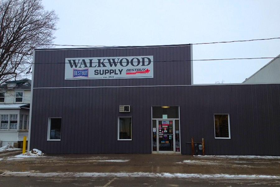 Walkwood Supply - Lindsay exterior